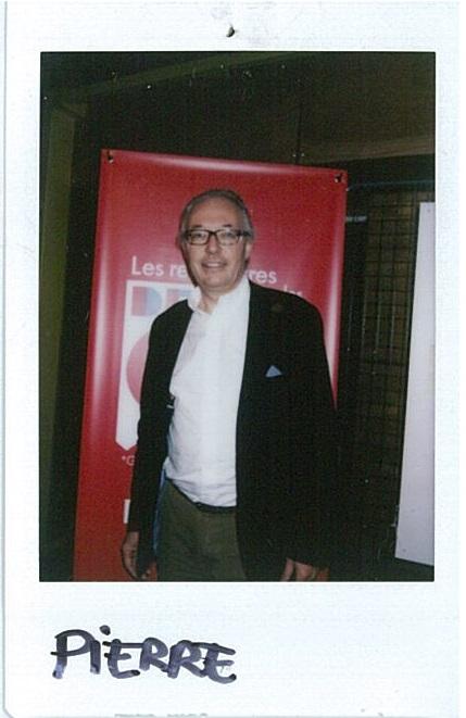 Pierre / CRGE Wallonie