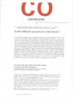 Revue Droit du Travail – L'utilité des Groupements d'Employeurs