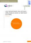 Les conventions collectives applicables dans le secteur culturel