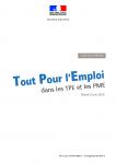 Dossier de presse : Tout Pour l'Emploi dans les TPE et PME