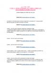 Loi 2011 – Développement de l'emploi dans les GE